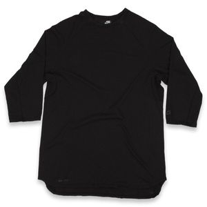 Men's Nike SB Long Sleeve Henley